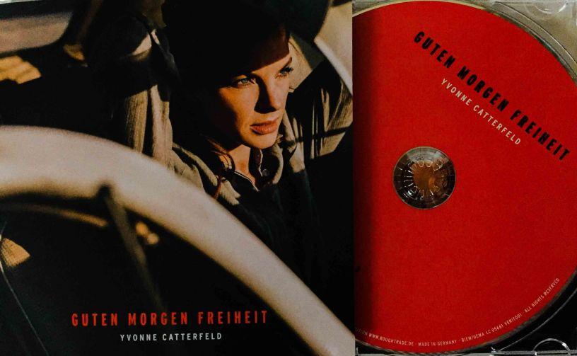 Album Tipp Yvonne Catterfeld Guten Morgen Freiheit